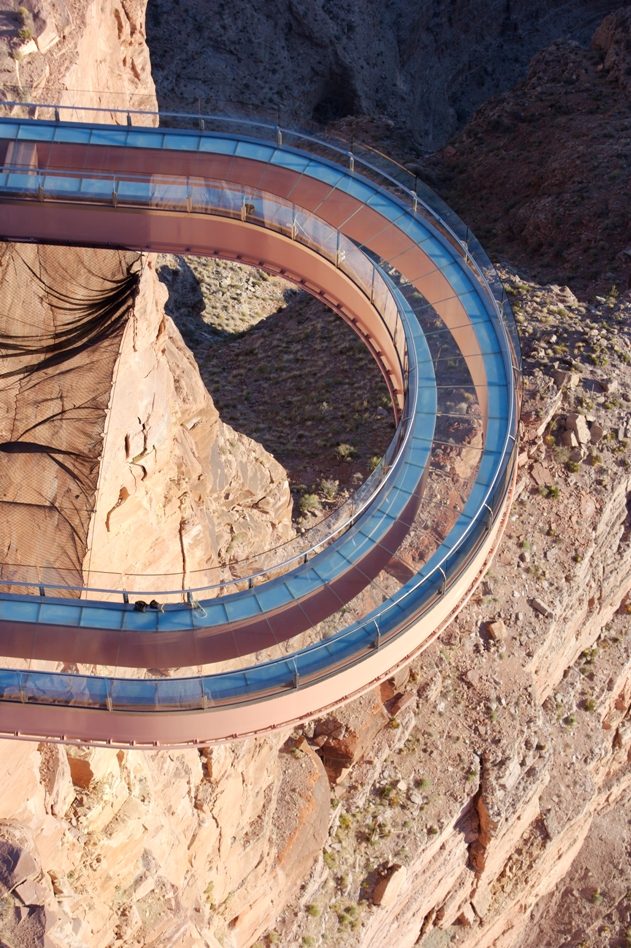 How High Is The Skywalk In The Grand Canyon Grand Canyon